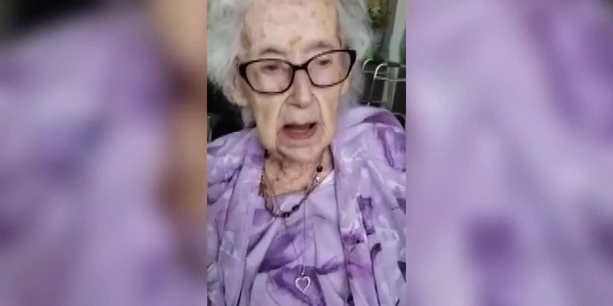 103-year-old Kentucky woman battles COVID-19 and wins