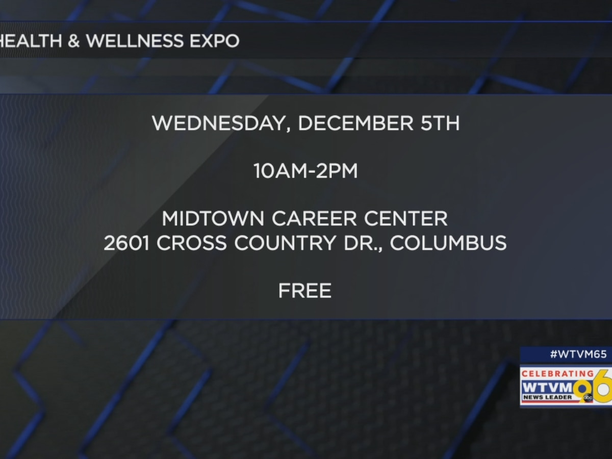 Health and Wellness Expo comes to Columbus for National Cancer Screening Week