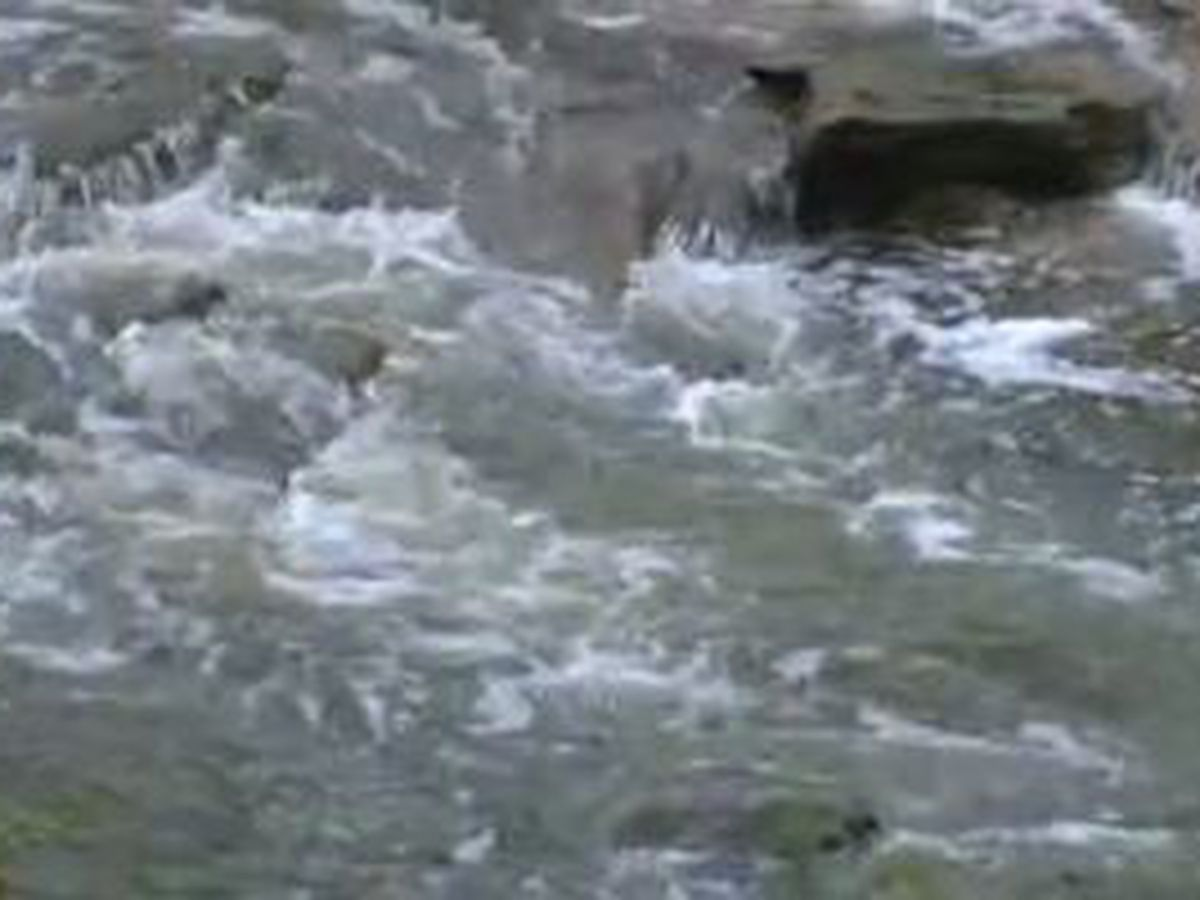 Mysterious white foam in Phenix City creek turn out to be gallons of soap