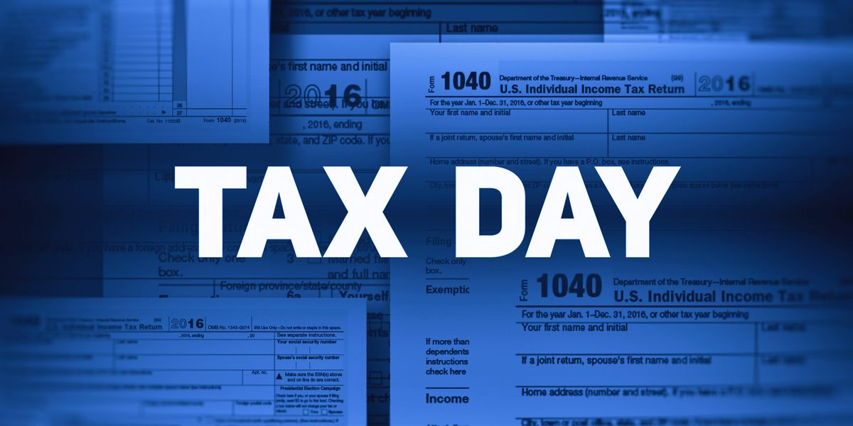 Have you filed your taxes? Tax Day is Monday