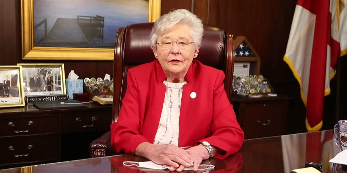 Gov. Ivey remembers terror attacks on 9/11′s 19th anniversary