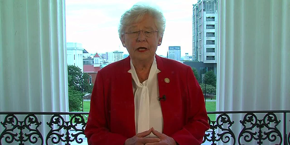 Gov. Ivey touches on societal events in Fourth of July video message