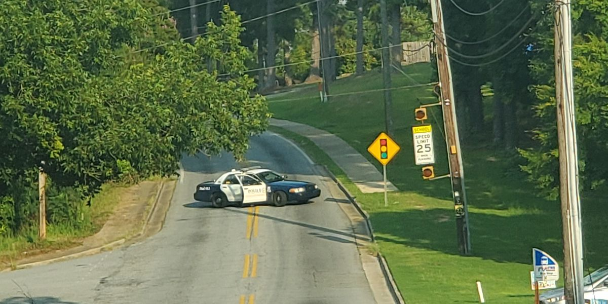 Heavy police presence on W. Britt David Rd. in Columbus due to possible hostage situation