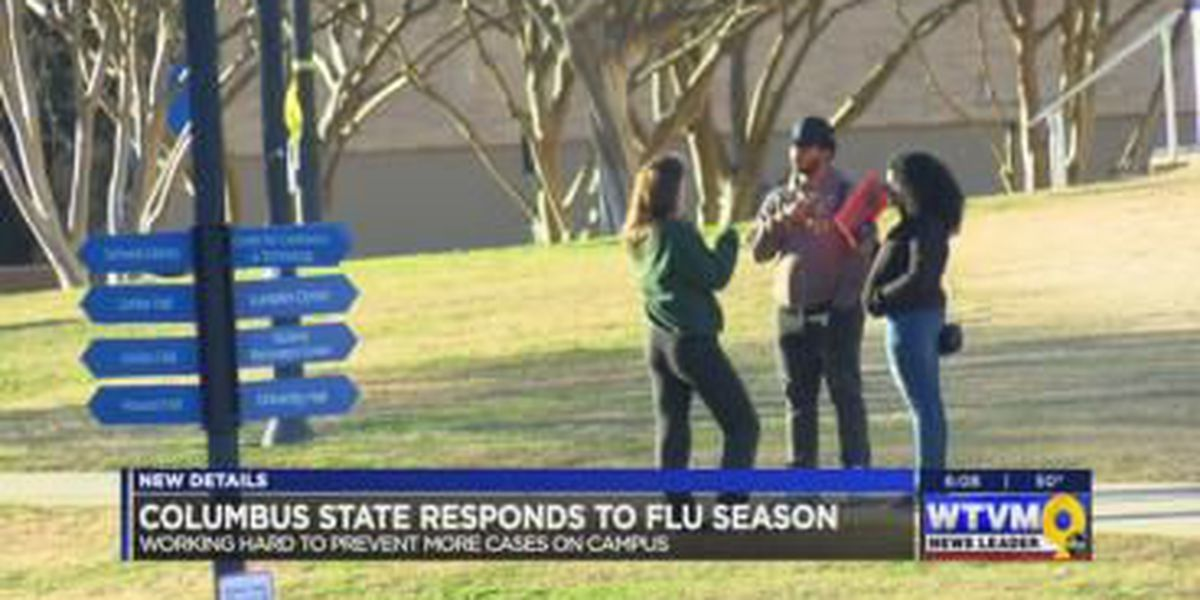 Flu virus increases on CSU's campus, according to pharmacists