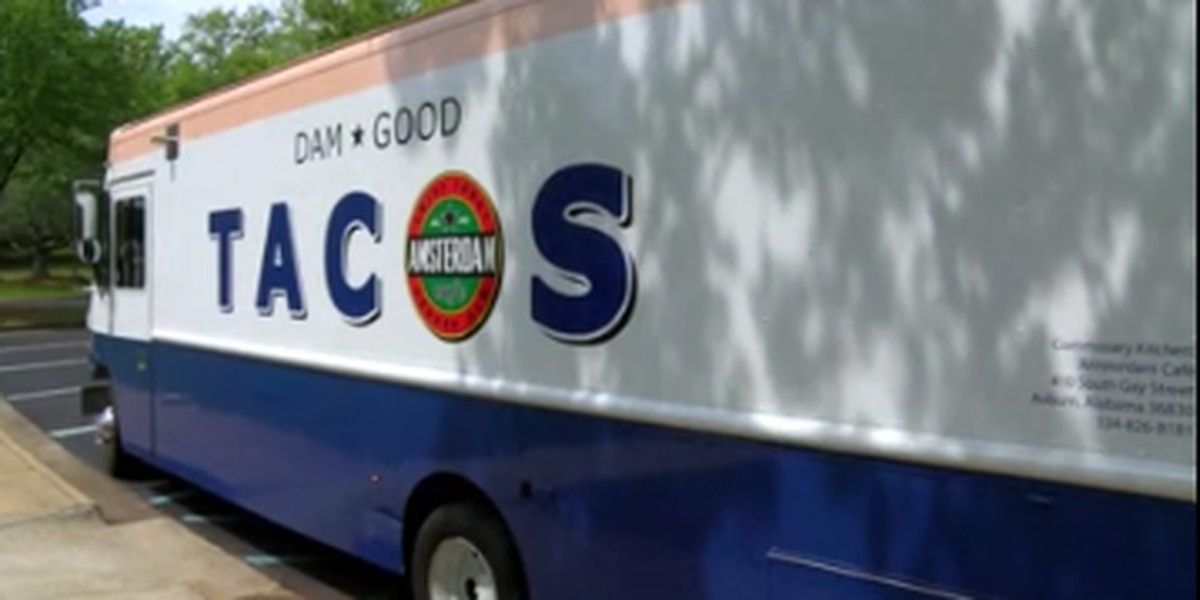 Food truck owner in Auburn finds alternative way to maintain during COVID-19 crisis