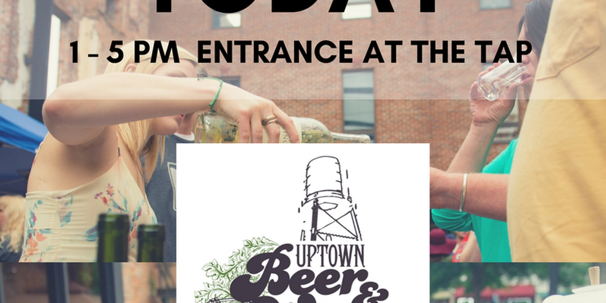 Uptown Columbus hosts 8th annual Beer and Wine Festival