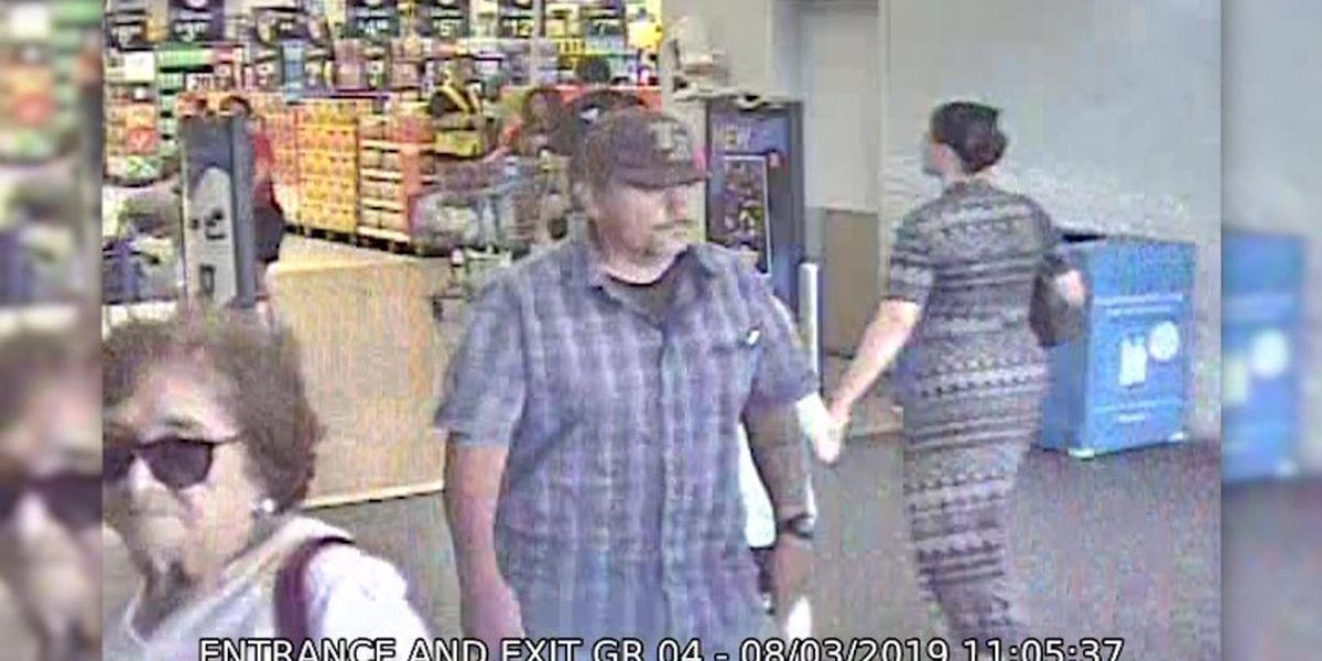 El Paso police seek identity of hero in Walmart attack