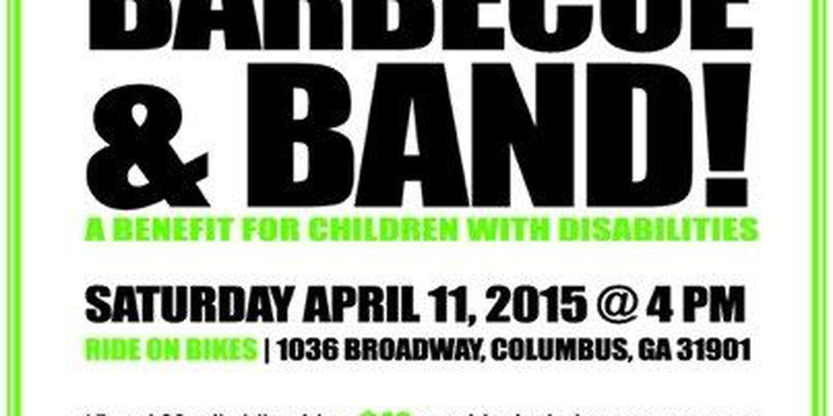SEGMENT: Pedaling for Kids event Bike Barbecue and Band