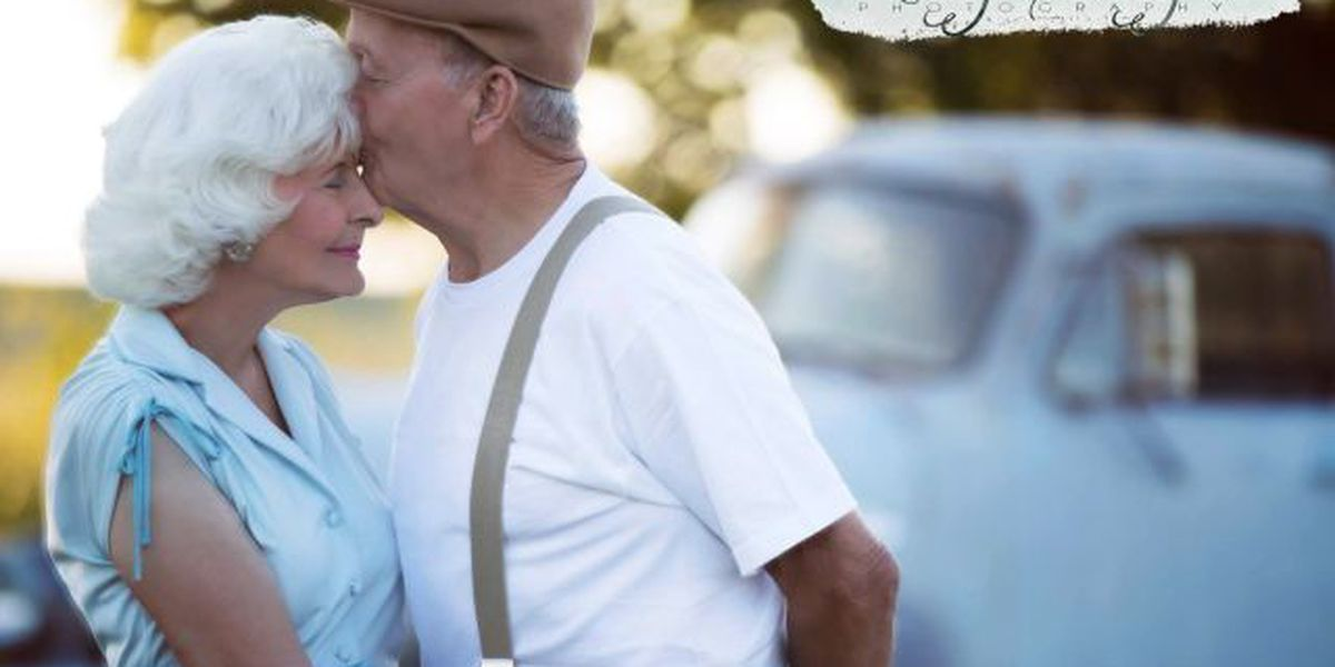 Couple celebrates 57 years of marriage with 'The Notebook'-themed photo shoot