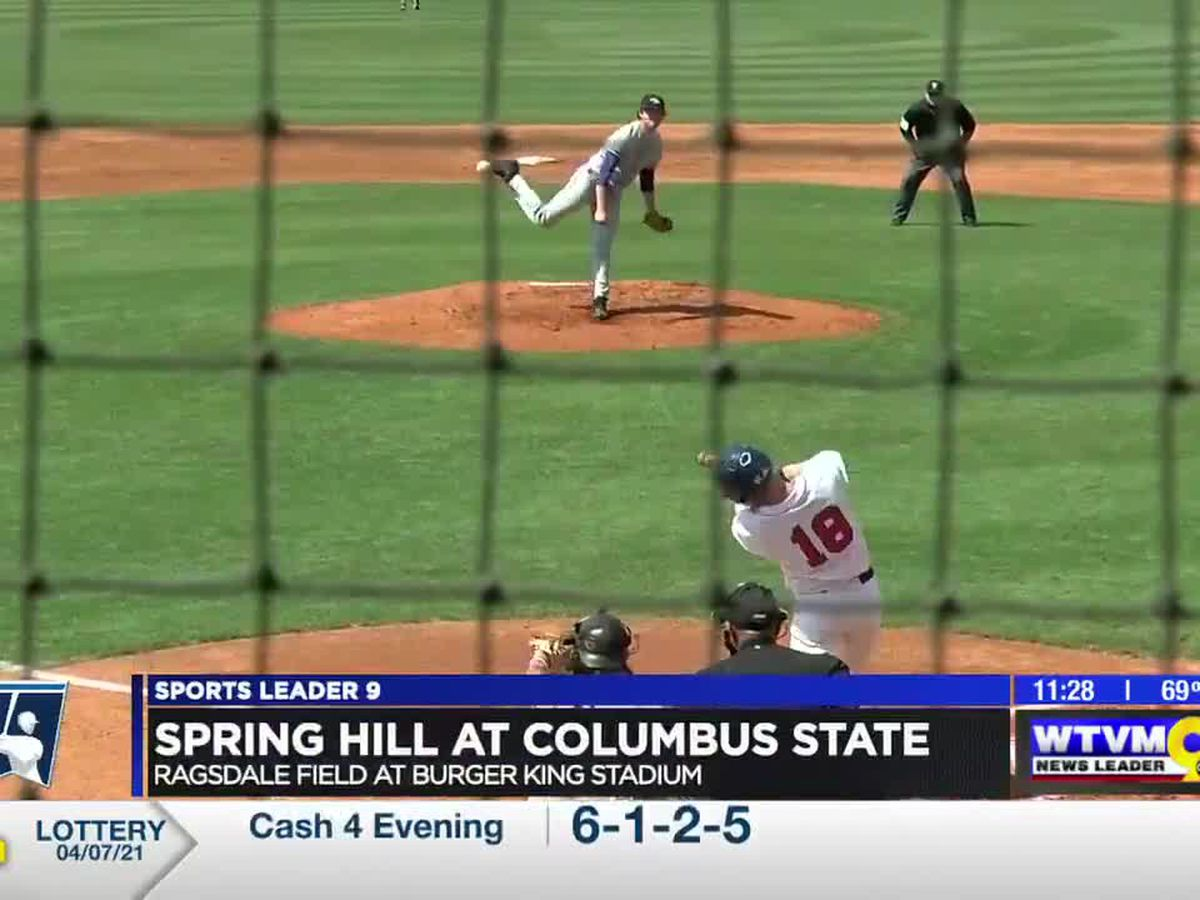 CSU powers past Spring Hill in doubleheader sweep