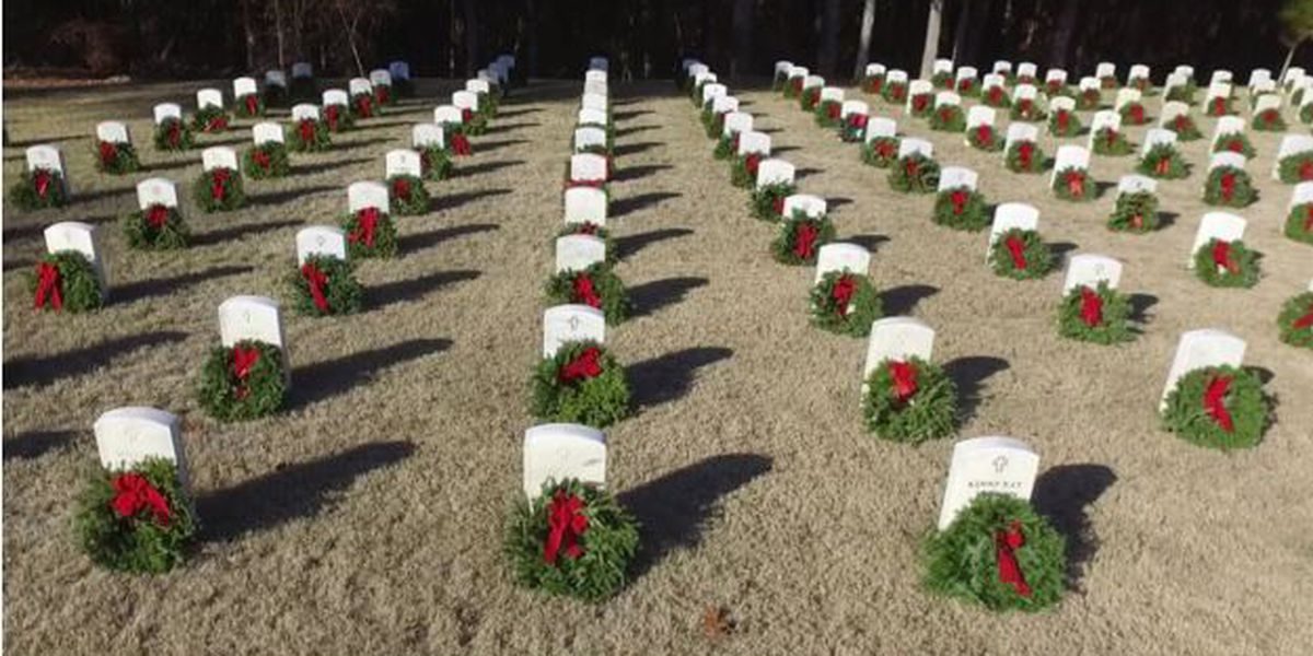 Wreaths Across America project seeks donations for holiday wreath-laying