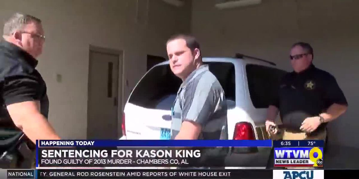 VIDEO: Man convicted of 2013 Chambers Co. murder to be sentenced