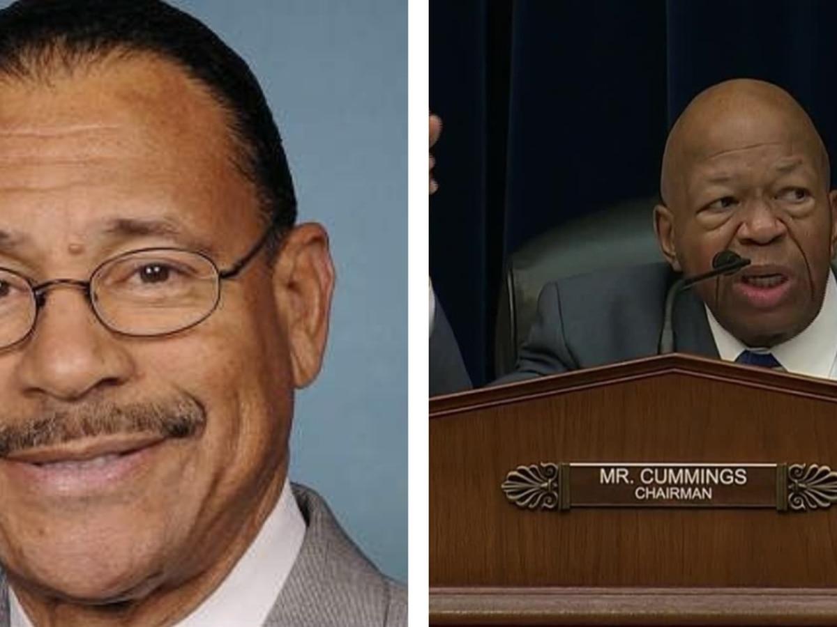 Congressman Sanford Bishop reacts to death of Congressman Elijah Cummings