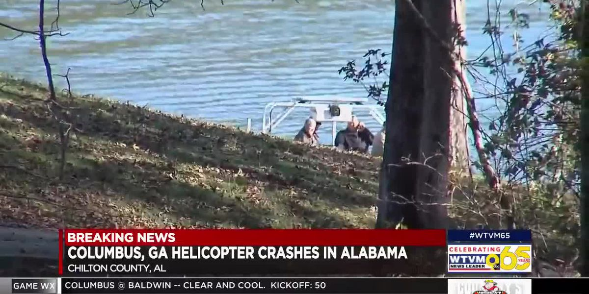 MCSO confirms Chattahoochee Valley drug task force helicopter crashes near Montgomery