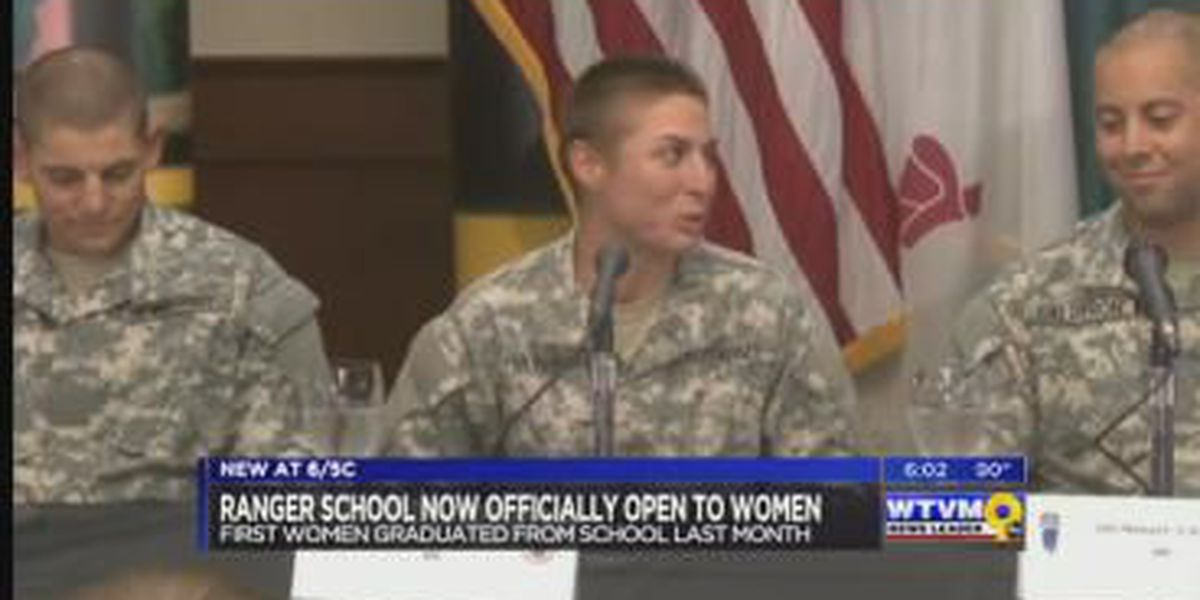 Ranger School now open to all qualified female soldiers