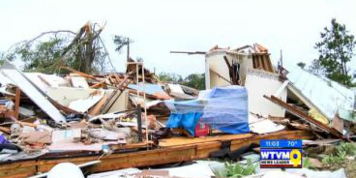 Storm victims remember tornado that ripped through Lee Co. 1 year ago