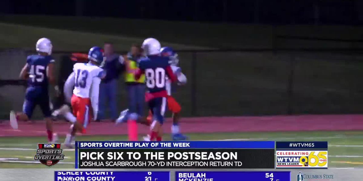 Sports Overtime: Week 12 Play of the Week