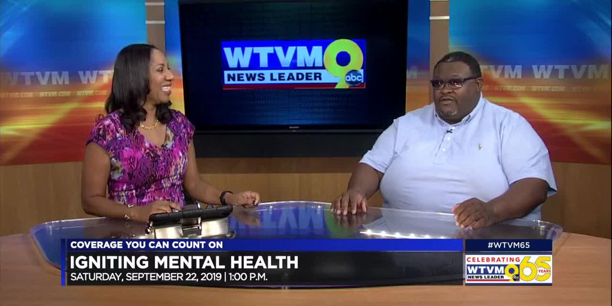 GUEST SEGMENT: IGNITING MENTAL HEALTH
