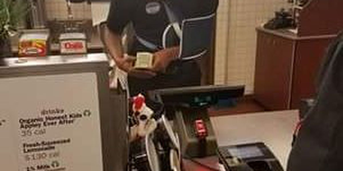Injured Chick-fil-A employee works to feed homeless for Christmas