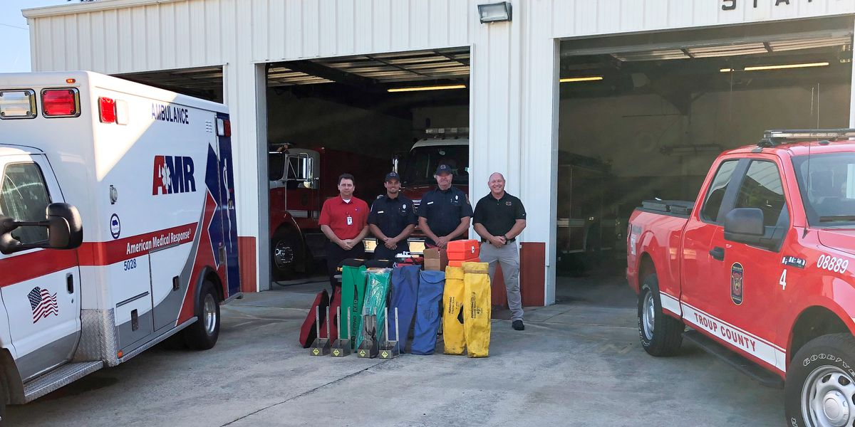 Troup County Fire Department launching Quick Response Vehicle program to improve response times