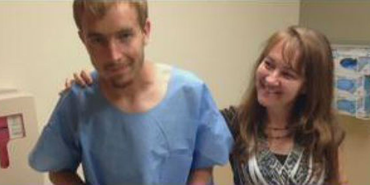 Phenix City man lost in woods for days shares survival story