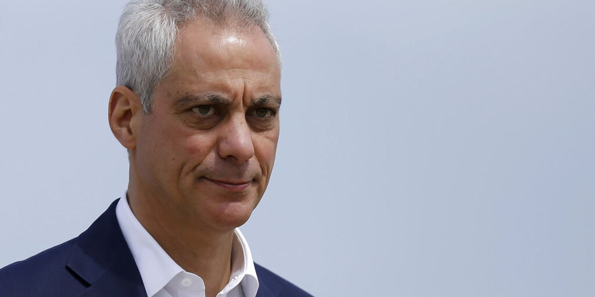 Joe Biden weighs Rahm Emanuel for transportation secretary