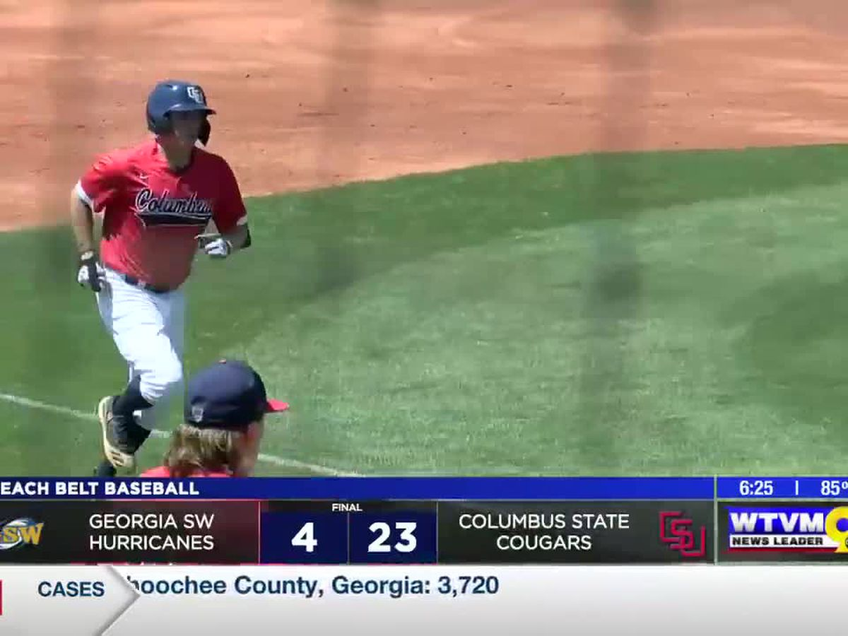 CSU explodes for 23 runs in win over Georgia Southwestern