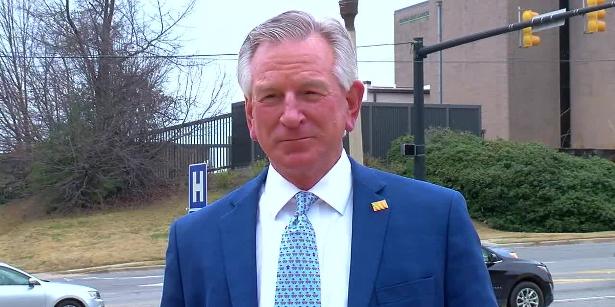 Sen. Tommy Tuberville on the seriousness of COVID-19, the Capitol riot