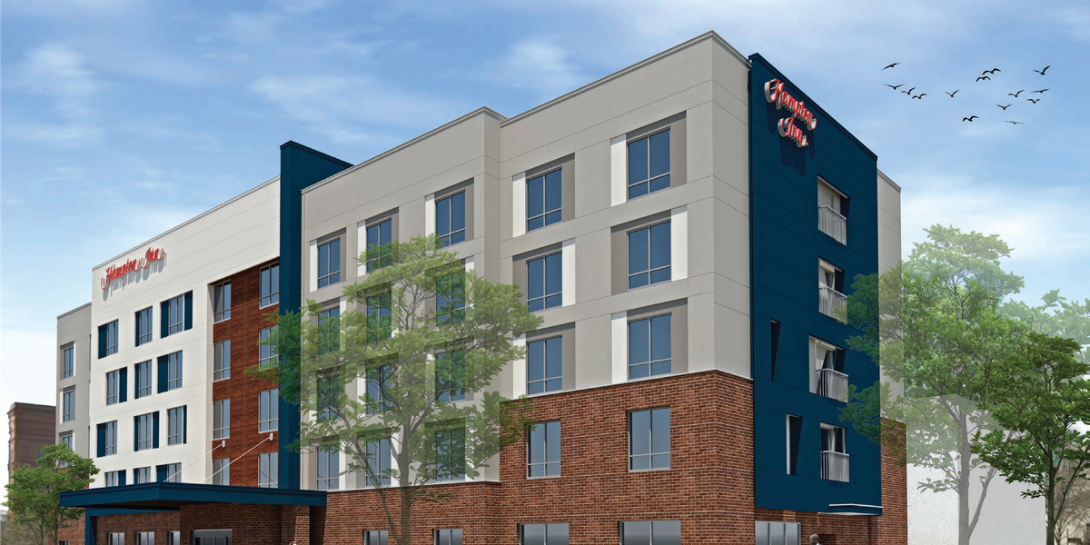 New Hampton Inn hotel coming to Uptown Columbus