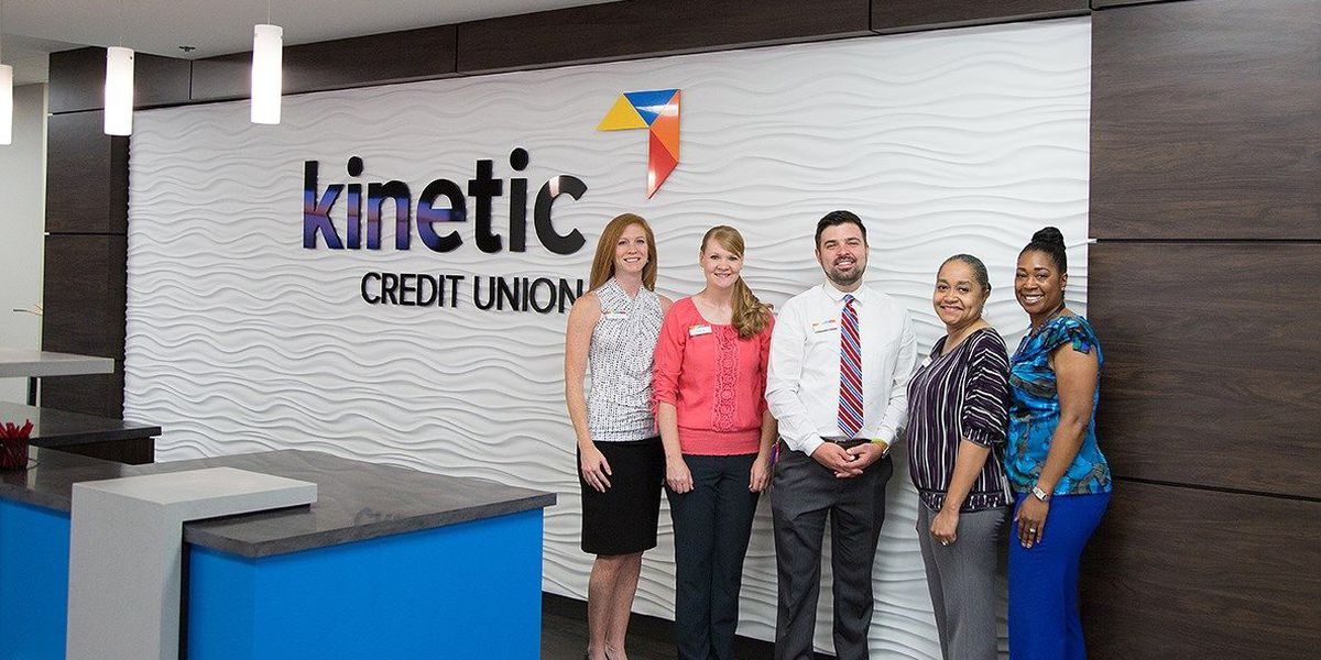 Midtown Columbus Kinetic Credit Union reopens following renovation