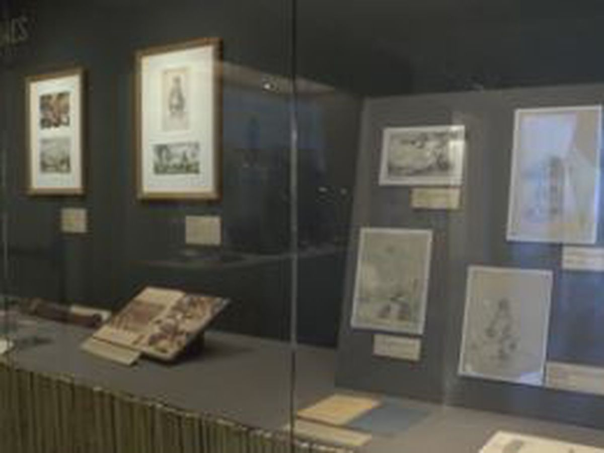 New 'Pacific Front' exhibit on display at Columbus Museum