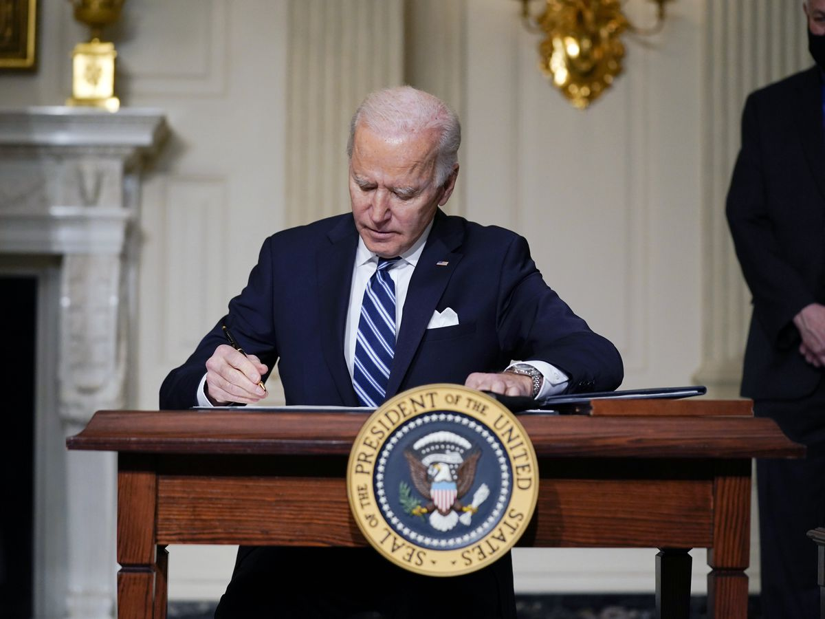 Biden aims for momentum as US returns to climate fight