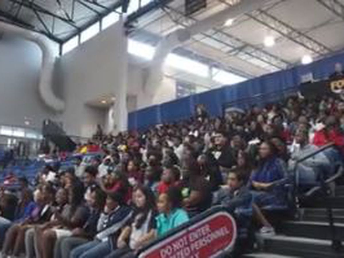 GEAR UP Georgia hosts kickoff event for area 9th graders