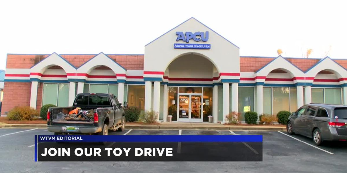 WTVM Editorial 12-14-18: Join our toy drive