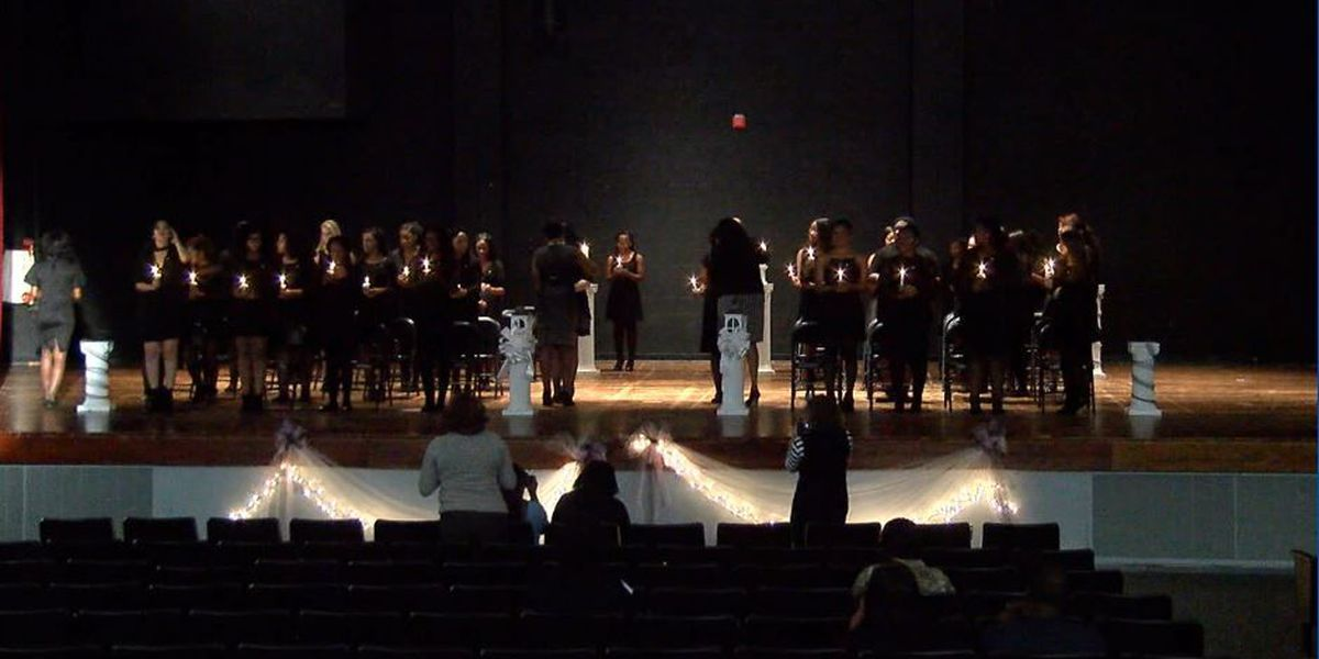 40 Russell County girls inducted into PEARLS Inc.