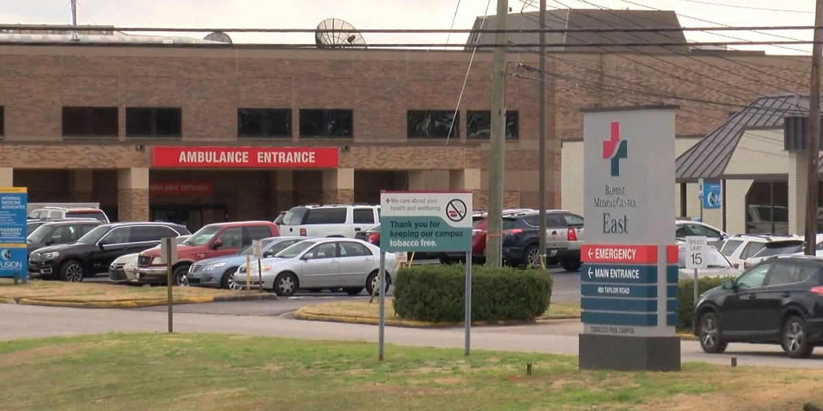 Alabama's first coronavirus patient released from hospital