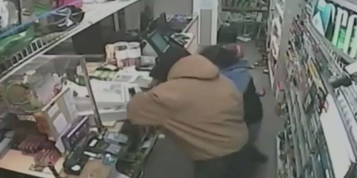 KY woman defends store from would-be robbers