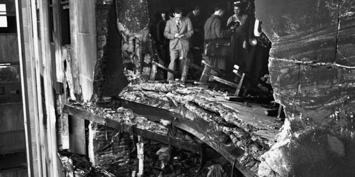 This Date in History: The Empire State Building Crash
