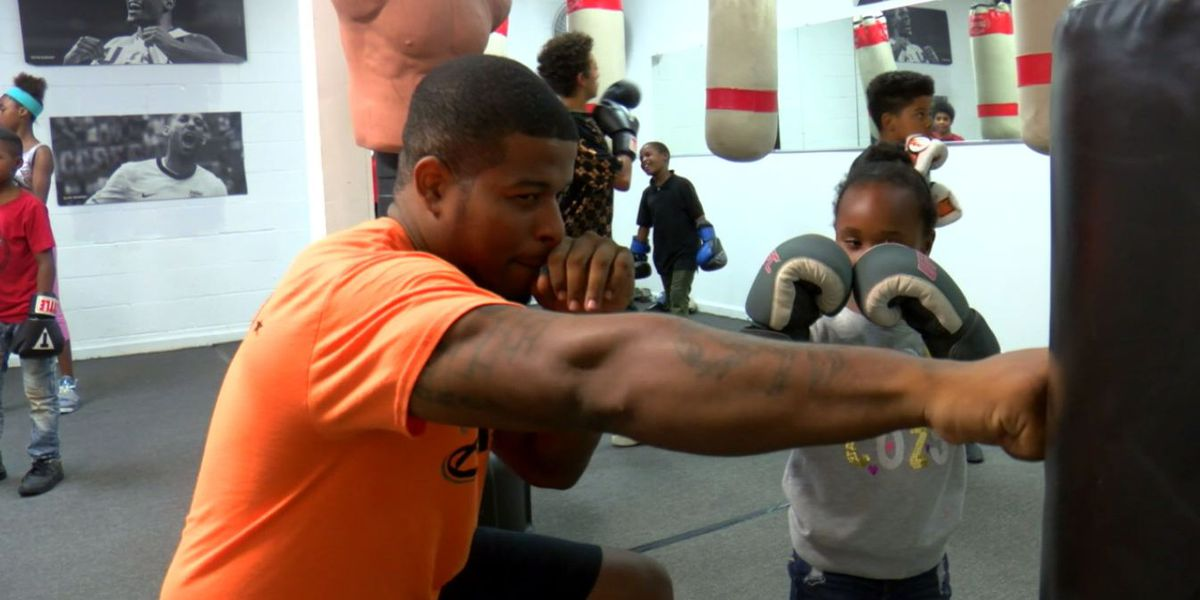 Workout studio in Phenix City combats bullying with self-defense classes for kids