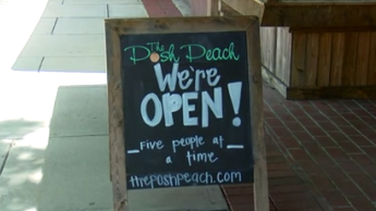 Small businesses in Uptown Columbus encouraging community to shop local this weekend