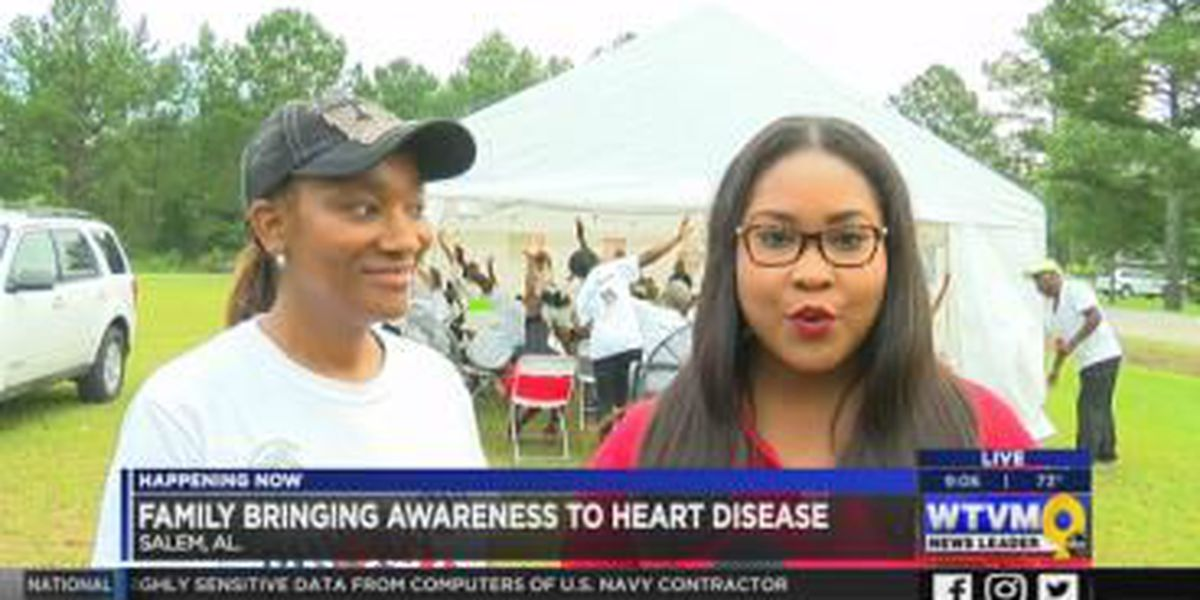 Columbus family holds 5K to bring awareness to heart disease