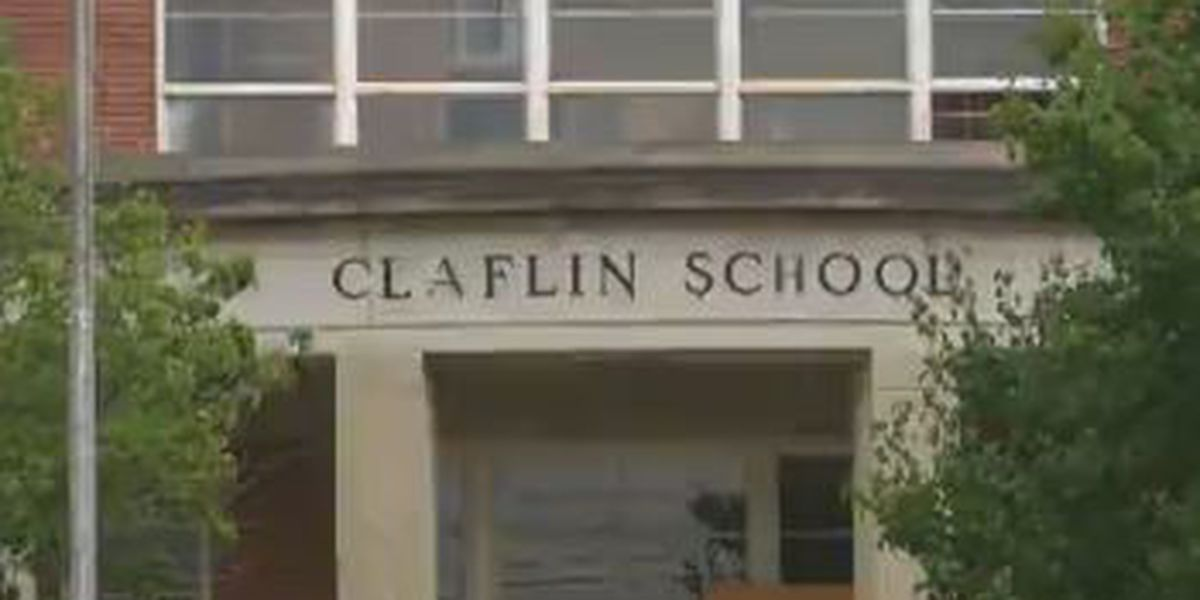 Claflin School project in Columbus nearing completion