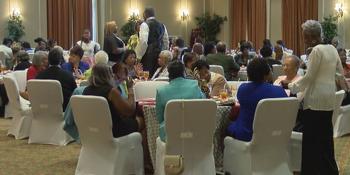 Model Club luncheon raises money for scholarship