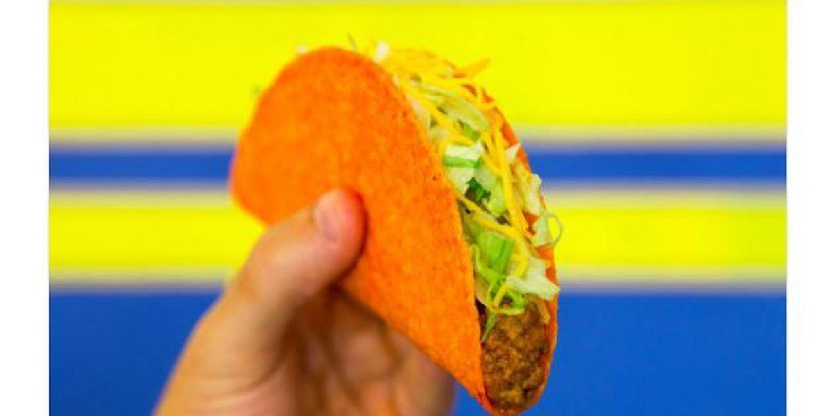 Taco Bell runs 'steal a taco' promotion on Tuesday, June 21
