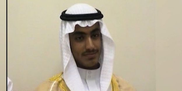 Osama bin Laden's son Hamza killed in US operation