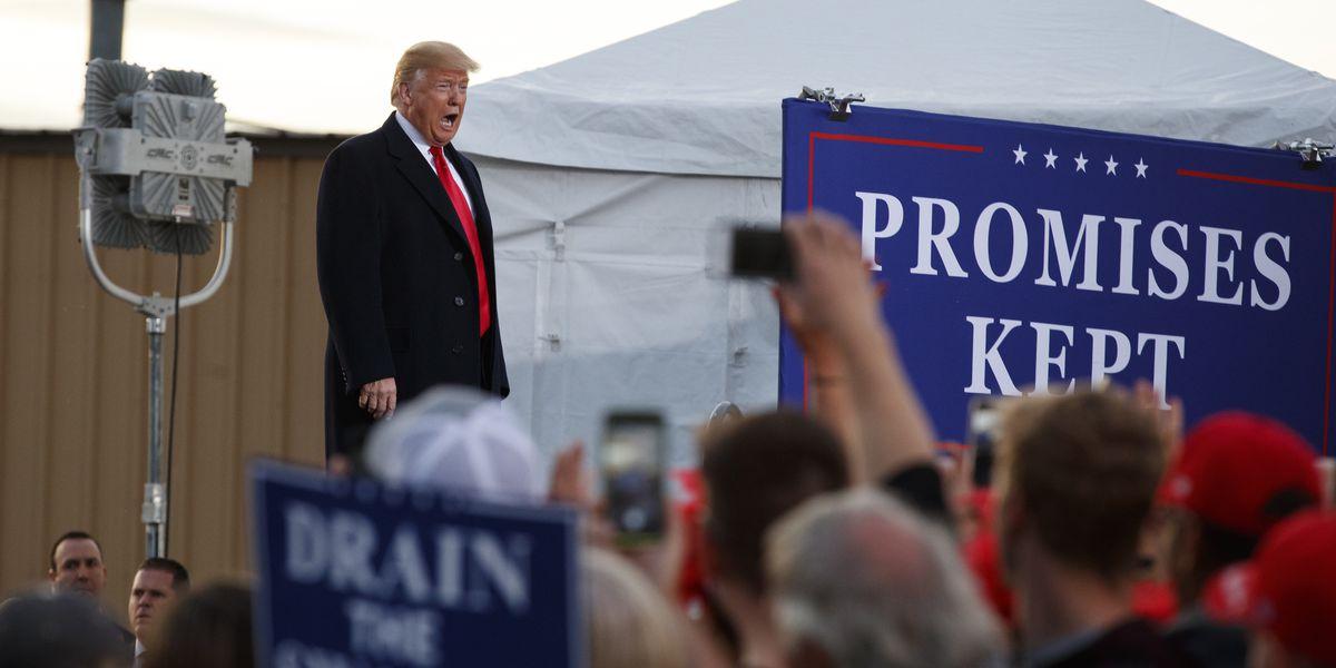 Trump praises Montana congressman who body-slammed reporter