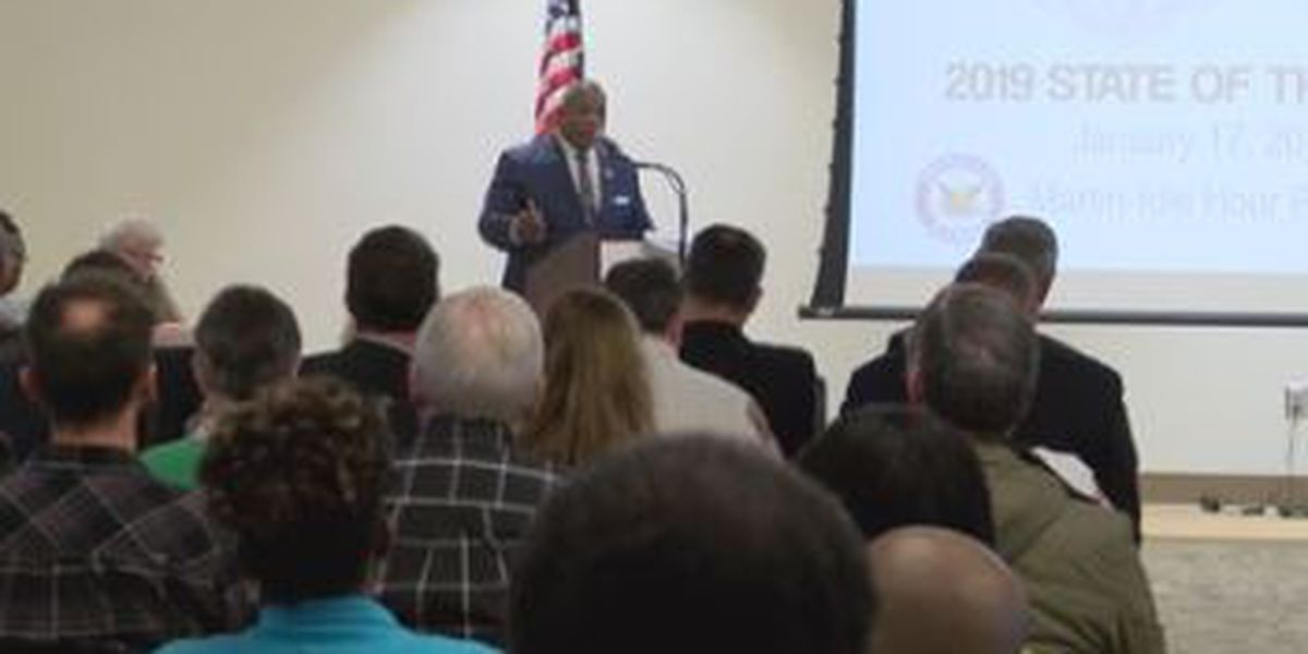 Finances and new projects discussed during Phenix City State of the City address