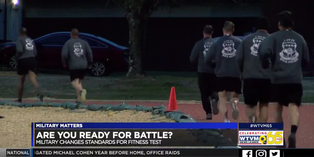 Military Matters: Ft. Benning gives first look at new combat fitness test