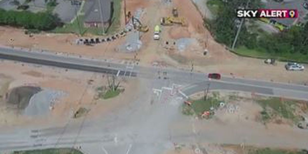 Opening of River Road roundabout in Columbus postponed