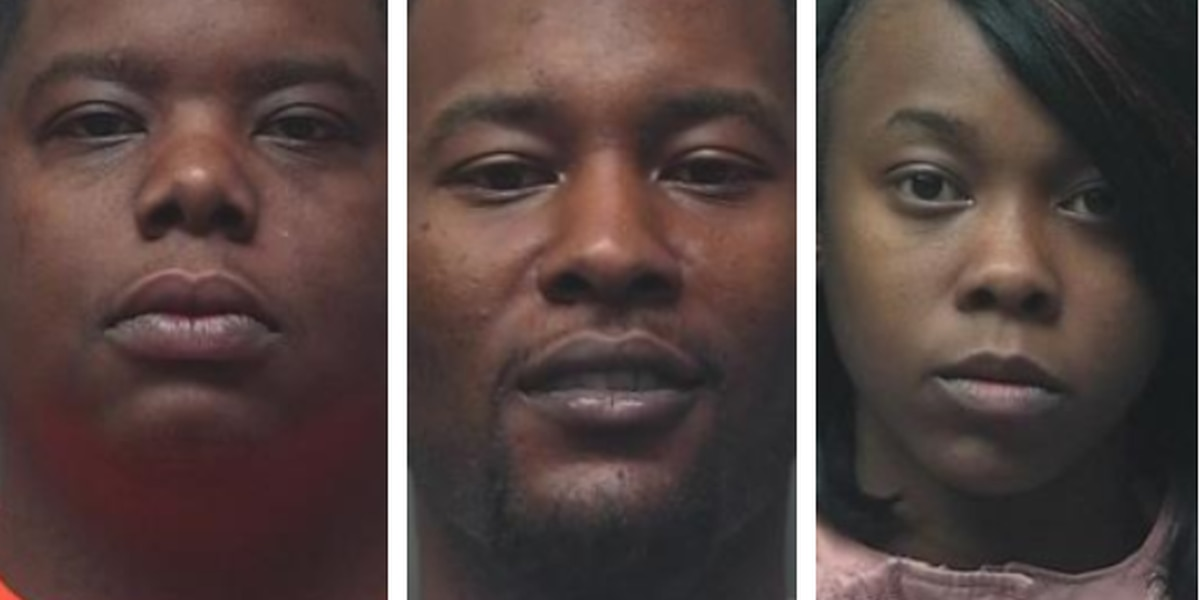 Three arrested in Russell Co. on multiple drug possession charges